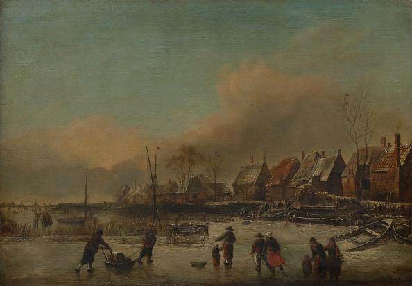 The Natural World「Winter Scene. Creator: Unknown.」:写真・画像(9)[壁紙.com]