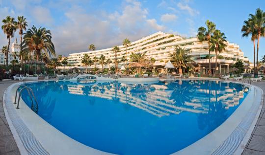 Canary Islands「Tropical hotel, Tenerife」:スマホ壁紙(4)