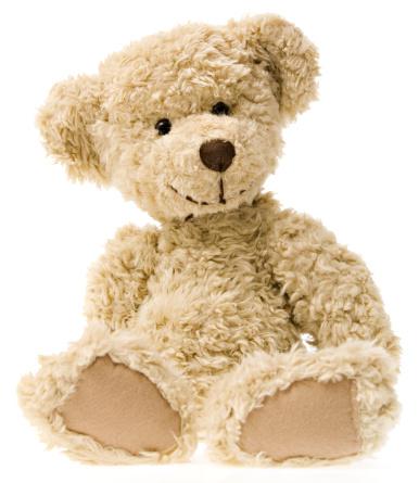 Doll「Teddy Bear」:スマホ壁紙(2)