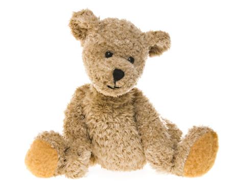 Doll「Teddy Bear Waiting」:スマホ壁紙(9)