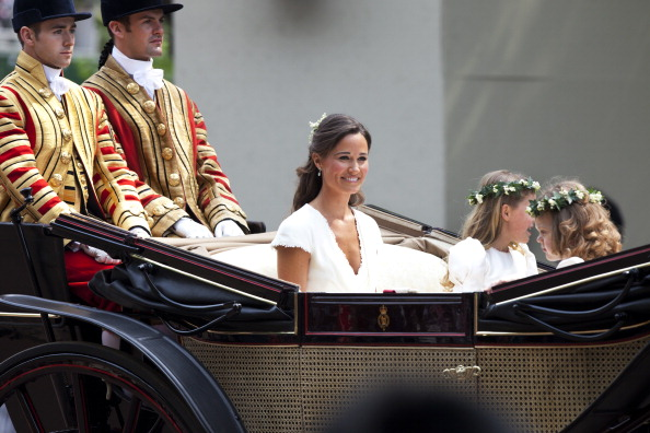 Royal Wedding of Prince William and Catherine Middleton「Maid Of Honour」:写真・画像(4)[壁紙.com]