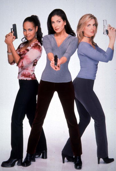 Charlie's Angels「The Stars Of A Hispanic Remake Of The Popular 70's TV Series Charlie's Angels From Lef」:写真・画像(4)[壁紙.com]