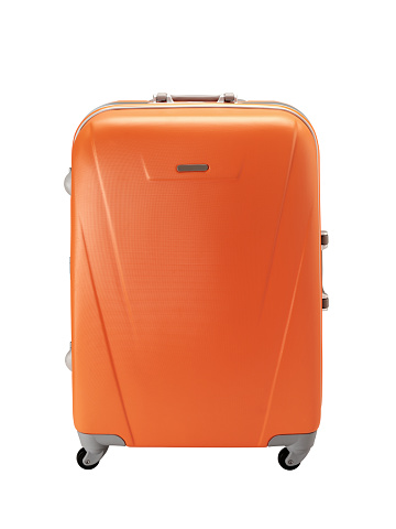 Orange Color「Suitcase (Click for more)」:スマホ壁紙(8)