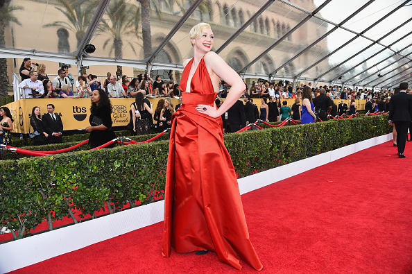 Giles「21st Annual Screen Actors Guild Awards - Red Carpet」:写真・画像(13)[壁紙.com]