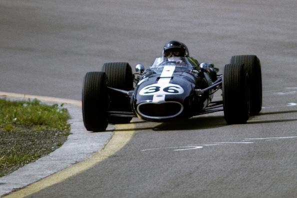 Spa「Dan Gurney, Grand Prix Of Belgium」:写真・画像(15)[壁紙.com]