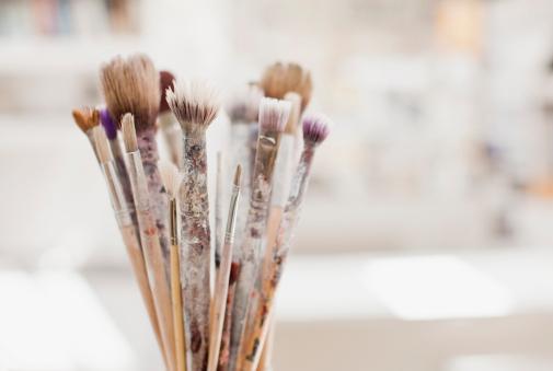 Workshop「Paintbrushes」:スマホ壁紙(0)