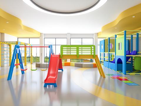Playing「Modern Children Playground」:スマホ壁紙(3)