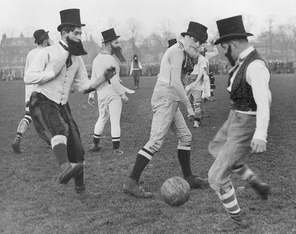 Soccer「Gentlemanly Game」:写真・画像(11)[壁紙.com]