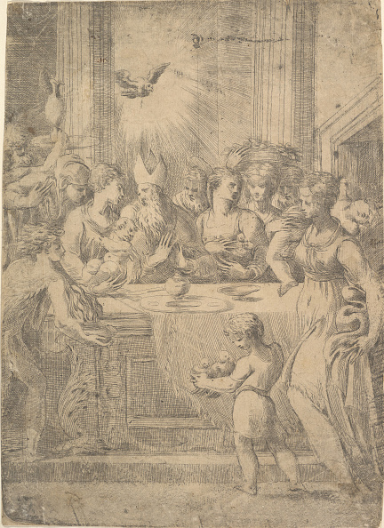 Etching「The Presentation Of Christ In The Temple」:写真・画像(5)[壁紙.com]