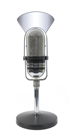 Rock Music「Microphone」:スマホ壁紙(18)