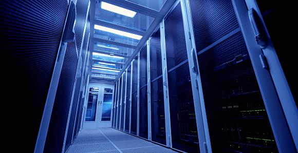Data Center「Server room」:スマホ壁紙(4)