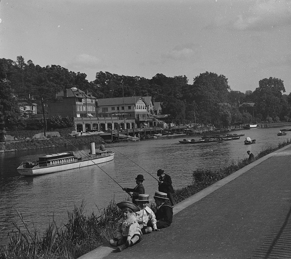 Recreational Pursuit「The Thames At Richmond」:写真・画像(15)[壁紙.com]