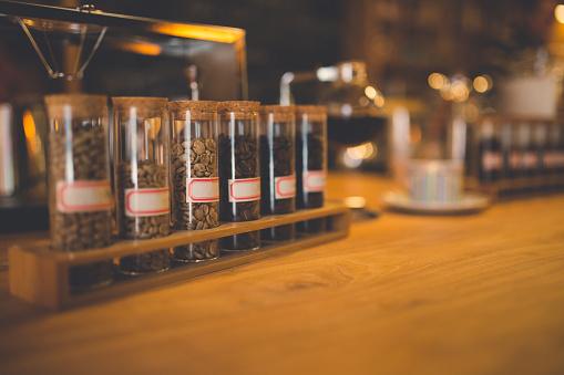 Tasting「Coffee shop counter」:スマホ壁紙(3)