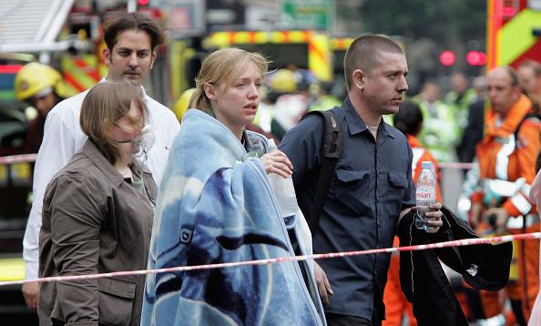 Horror「Transport Blasts Bring Central London To A Halt」:写真・画像(1)[壁紙.com]