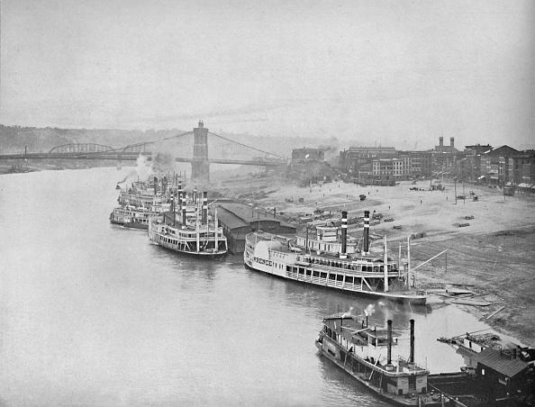Suspension Bridge「River Front」:写真・画像(4)[壁紙.com]