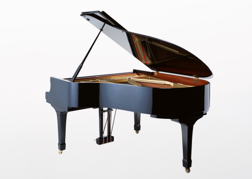 Cut Out「Grand Piano」:スマホ壁紙(6)