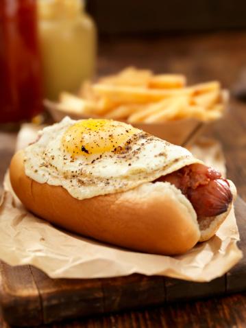 Spice「Breakfast Dog with Fries」:スマホ壁紙(17)