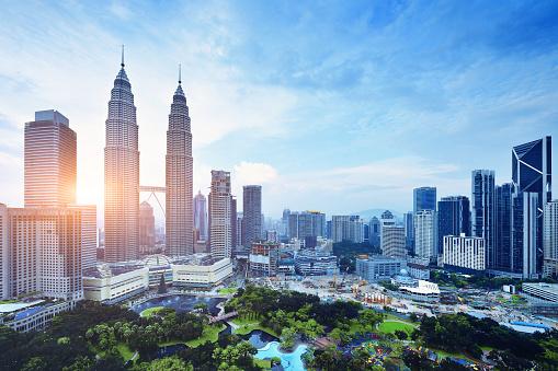 Malaysia「Kuala Lumpur Urban Scene, Malaysia」:スマホ壁紙(6)