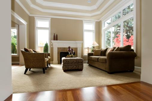 Customized「Interior architecture New Luxury Living Room modern」:スマホ壁紙(12)