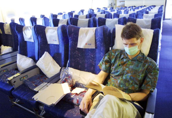 Commercial Airplane「SARS Effect On China's Economy」:写真・画像(12)[壁紙.com]