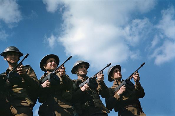 Army Soldier「Tommy-Gun Tommies」:写真・画像(11)[壁紙.com]