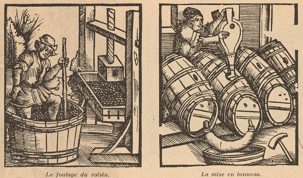 Circa 15th Century「History Of Wine」:写真・画像(15)[壁紙.com]