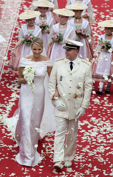Wedding Dress「Monaco Royal Wedding - The Religious Wedding Ceremony」:写真・画像(14)[壁紙.com]