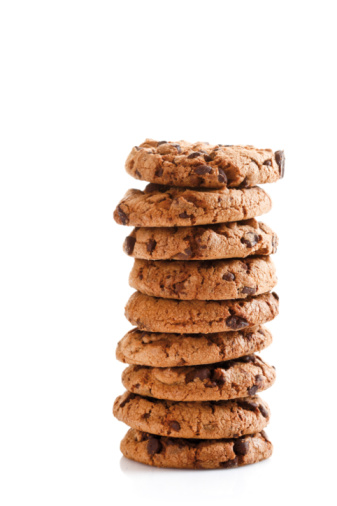 Temptation「Stacked Chocolate cookies」:スマホ壁紙(1)