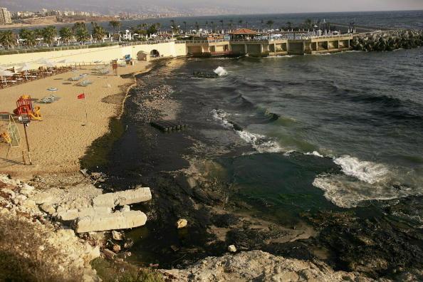 Ecosystem「Massive Oil Spill Covers Lebanese Coast Line」:写真・画像(11)[壁紙.com]