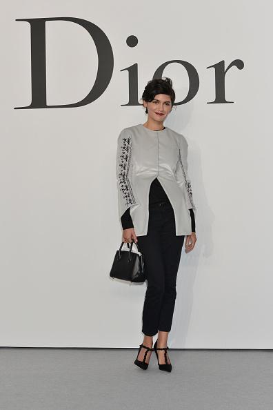 オドレイ・トトゥ「Esprit Dior Tokyo 2015 - Arrivals」:写真・画像(9)[壁紙.com]
