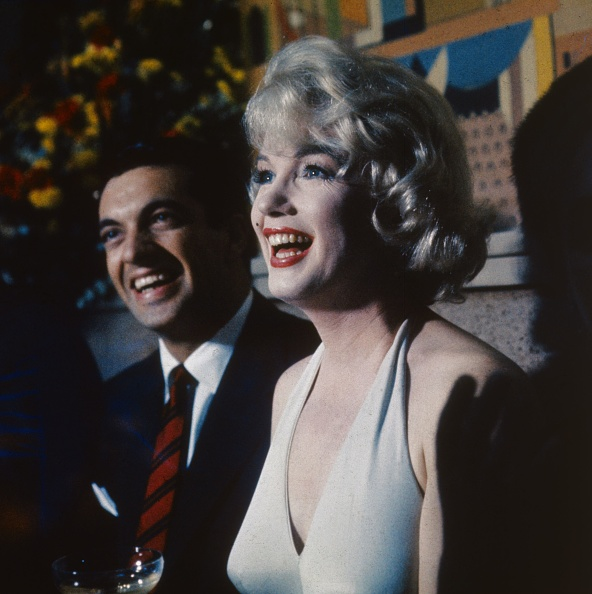 Marilyn - British Singer「Marilyn Monroe」:写真・画像(0)[壁紙.com]