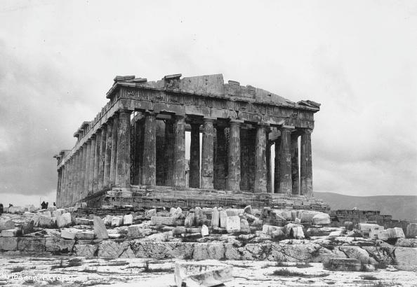 Classical Style「The Parthenon」:写真・画像(4)[壁紙.com]