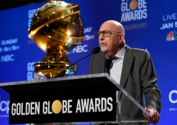 Hollywood Foreign Press Association「77th Annual Golden Globe Awards Nominations Announcement」:写真・画像(0)[壁紙.com]