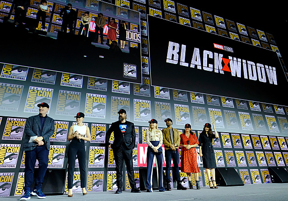 Comic-Con「Marvel Studios Hall H Panel」:写真・画像(19)[壁紙.com]