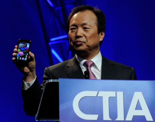 Ethan Miller「International CTIA Wireless Show Held In Las Vegas」:写真・画像(14)[壁紙.com]