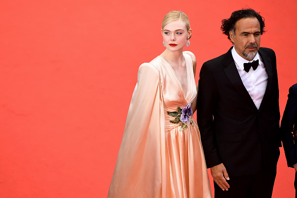 """Elle Fanning「""""The Dead Don't Die"""" & Opening Ceremony Red Carpet - The 72nd Annual Cannes Film Festival」:写真・画像(12)[壁紙.com]"""