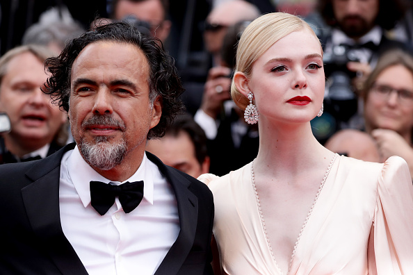 """Elle Fanning「""""The Dead Don't Die"""" & Opening Ceremony Red Carpet - The 72nd Annual Cannes Film Festival」:写真・画像(2)[壁紙.com]"""