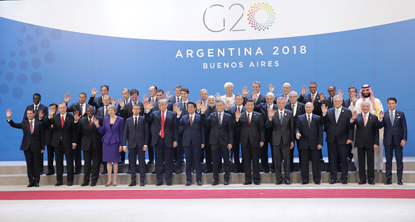 Buenos Aires「Argentina G20 Leaders' Summit 2018 - Day 1 Of Sessions」:写真・画像(5)[壁紙.com]