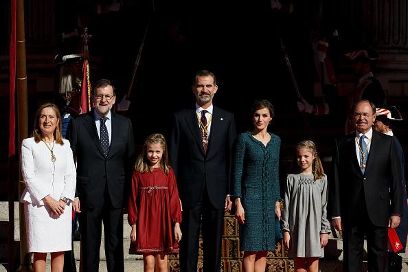 Pablo Blazquez Dominguez「Spanish Royals Attend the 12th Legislative Sessions Opening」:写真・画像(12)[壁紙.com]