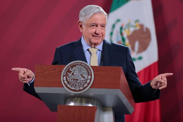 Lopez Obrador Morning Briefing:ニュース(壁紙.com)