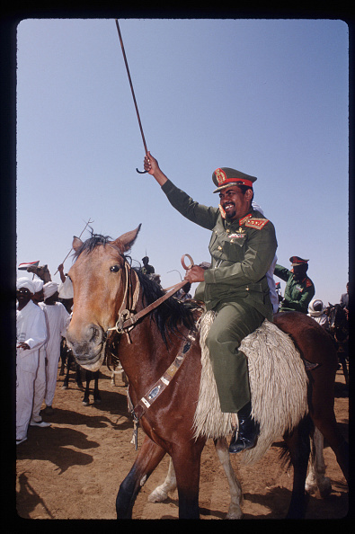 Horse「Rally For President Bashir In Western Sudan」:写真・画像(17)[壁紙.com]