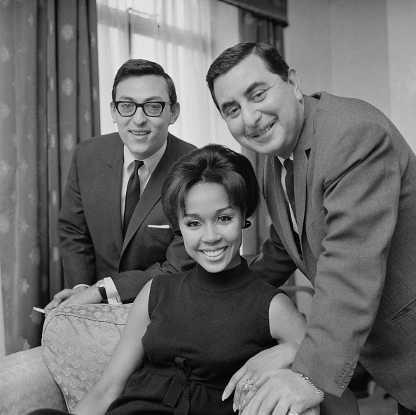 Songwriter「Diahann Carroll with Don Black and Vic Lewis」:写真・画像(0)[壁紙.com]