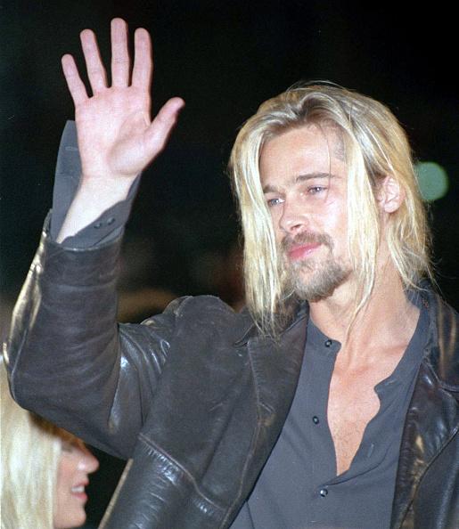 Long Hair「Brad Pitt」:写真・画像(7)[壁紙.com]