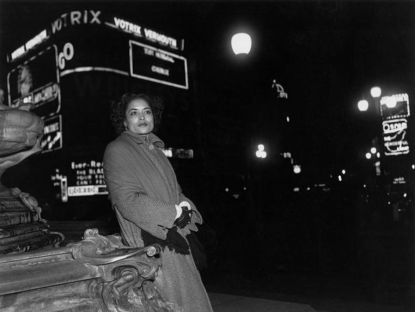 Black History in the UK「Urylee Leonardos In London」:写真・画像(1)[壁紙.com]