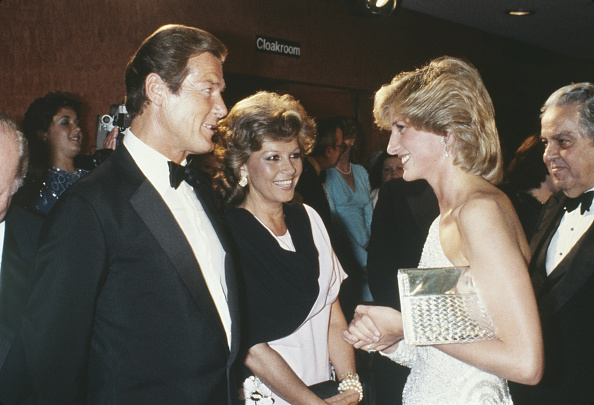 1983「Roger Moore Meets The Princess」:写真・画像(12)[壁紙.com]