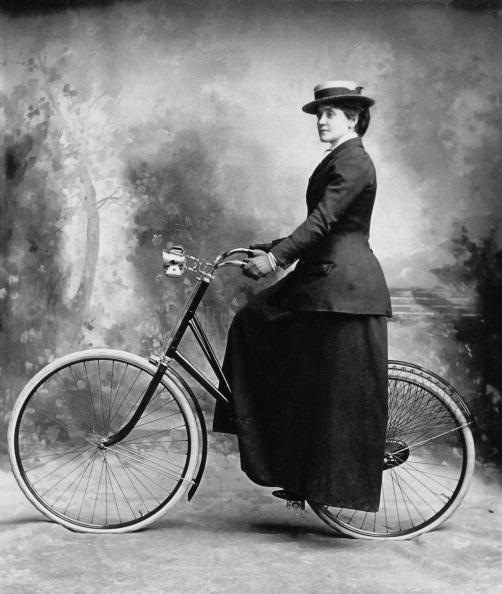 Skirt「Lady Cyclist」:写真・画像(10)[壁紙.com]