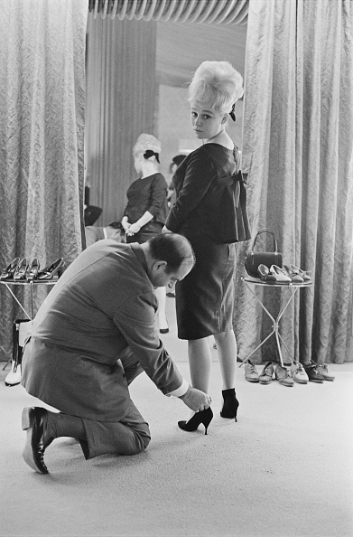 William Lovelace「Barbara Windsor In New York」:写真・画像(2)[壁紙.com]