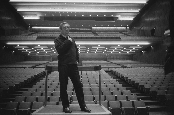 Stage - Performance Space「Tony Hancock On Stage」:写真・画像(10)[壁紙.com]