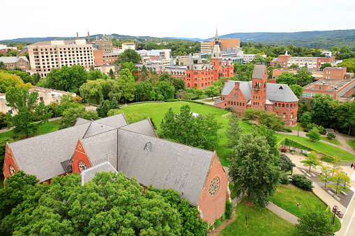 Campus「Cornell University」:スマホ壁紙(19)