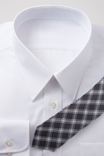 Well-dressed「Shirt and tie」:スマホ壁紙(1)